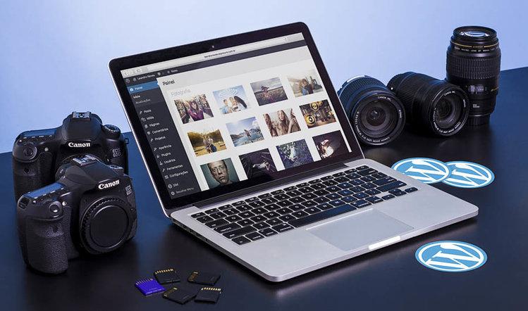 Construa seu site de fotografia com o Wordpress
